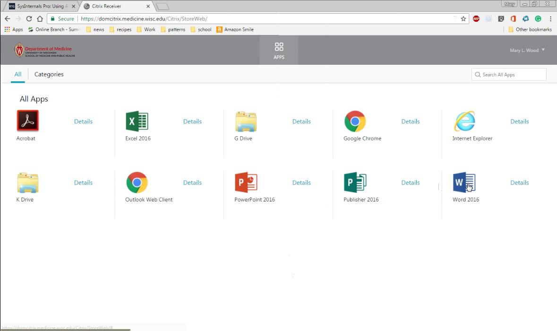 Citrix For Chrome